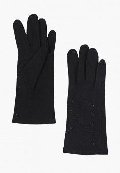 Перчатки, Fabretti, цвет: черный. Артикул: FA003DWGSWA5. Аксессуары / Перчатки и варежки