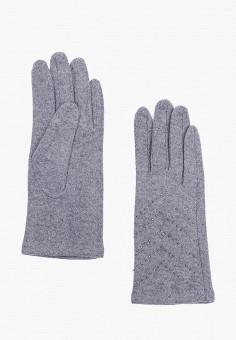 Перчатки, Fabretti, цвет: голубой. Артикул: FA003DWGSWA6. Аксессуары / Перчатки и варежки