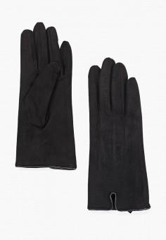 Перчатки, Fabretti, цвет: черный. Артикул: FA003DWGSWA9. Аксессуары / Перчатки и варежки