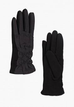 Перчатки, Fabretti, цвет: черный. Артикул: FA003DWGSWB3. Аксессуары / Перчатки и варежки