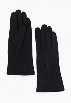 Перчатки, Fabretti, цвет: черный. Артикул: FA003DWGSWB4. Аксессуары / Перчатки и варежки