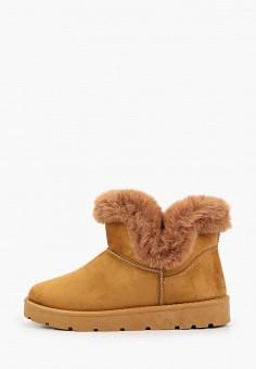 Полусапоги, Fashion & Bella, цвет: коричневый. Артикул: FA034AWHBRP6. Обувь / Сапоги