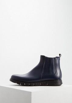 Ботинки, Fabi, цвет: синий. Артикул: FA075AMGDKR1.