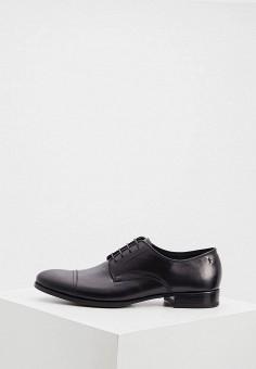 Туфли, Fabi, цвет: черный. Артикул: FA075AMHXPN4.