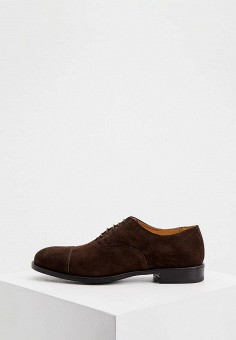 Туфли, Fabi, цвет: коричневый. Артикул: FA075AMKGWA2. Обувь / Туфли