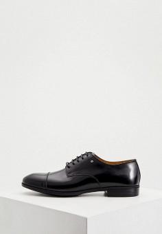 Туфли, Fabi, цвет: черный. Артикул: FA075AMKGWA6. Обувь / Туфли