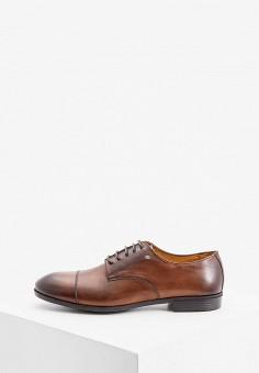 Туфли, Fabi, цвет: коричневый. Артикул: FA075AMKGWA7. Обувь / Туфли