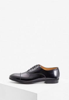 Туфли, Fabi, цвет: черный. Артикул: FA075AMKGWB0. Обувь / Туфли