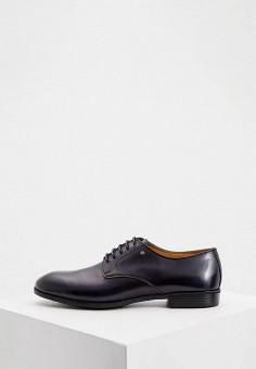 Туфли, Fabi, цвет: синий. Артикул: FA075AMKGWB2. Обувь / Туфли