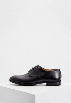 Туфли, Fabi, цвет: черный. Артикул: FA075AMKGWB3. Обувь / Туфли