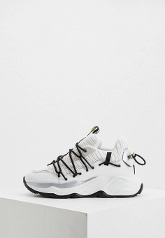 Кроссовки, Fabi, цвет: белый. Артикул: FA075AWHXPP1.