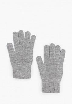 Перчатки, Ferz, цвет: серый. Артикул: FE913DMGQZE2. Аксессуары / Перчатки и варежки