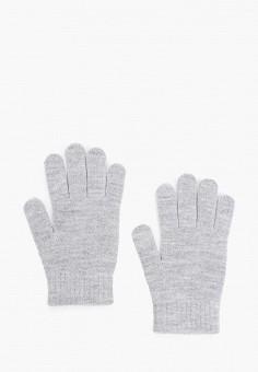 Перчатки, Ferz, цвет: серый. Артикул: FE913DWGQZE7. Аксессуары / Перчатки и варежки