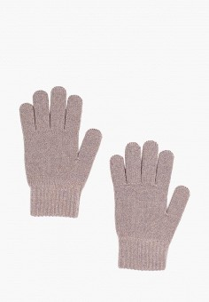 Перчатки, Ferz, цвет: бежевый. Артикул: FE913DWGQZF0. Аксессуары / Перчатки и варежки