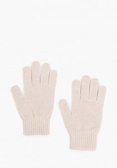Перчатки, Ferz, цвет: бежевый. Артикул: FE913DWGQZF4. Аксессуары / Перчатки и варежки