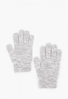Перчатки, Ferz, цвет: серый. Артикул: FE913DWGQZF6. Аксессуары / Перчатки и варежки