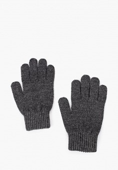 Перчатки, Ferz, цвет: серый. Артикул: FE913DWGQZG1. Аксессуары / Перчатки и варежки