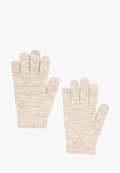 Перчатки, Ferz, цвет: бежевый. Артикул: FE913DWGQZG4. Аксессуары / Перчатки и варежки