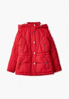 Куртка утепленная, Finn Flare, цвет: красный. Артикул: FI001EKJTES3.