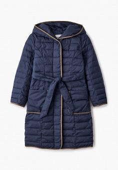 Куртка утепленная, Finn Flare, цвет: синий. Артикул: FI001EKJTES4.