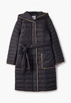 Куртка утепленная, Finn Flare, цвет: черный. Артикул: FI001EKJTES5.