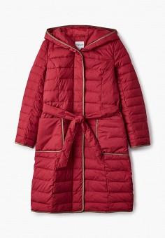 Куртка утепленная, Finn Flare, цвет: красный. Артикул: FI001EKJTES6.