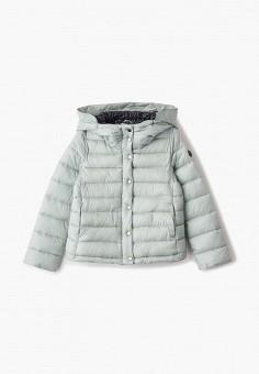 Куртка утепленная, Finn Flare, цвет: бирюзовый. Артикул: FI001EKJTES9.