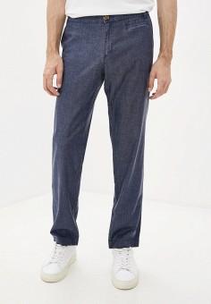 Брюки, Finn Flare, цвет: синий. Артикул: FI001EMJSLR9. Одежда / Брюки / Повседневные брюки