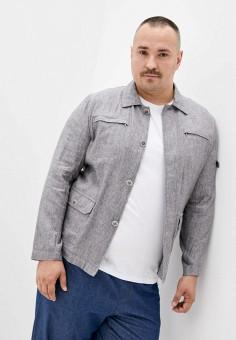 Куртка, Finn Flare, цвет: серый. Артикул: FI001EMJTFF0.