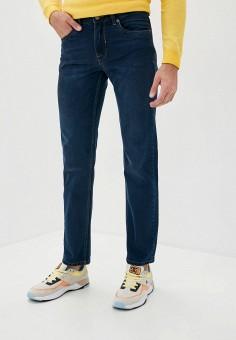 Джинсы, Finn Flare, цвет: синий. Артикул: FI001EMJTFF1. Одежда / Джинсы / Прямые джинсы