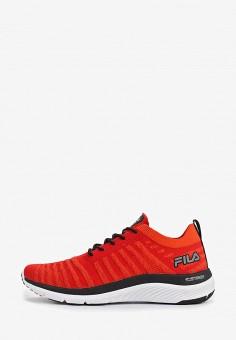 Кроссовки Fila - цвет: красный, Китай, FI030AMEJHI2  - купить со скидкой