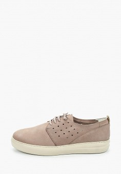 Ботинки, Floktar, цвет: бежевый. Артикул: FL020AMJIRA4. Обувь / Ботинки / Низкие ботинки