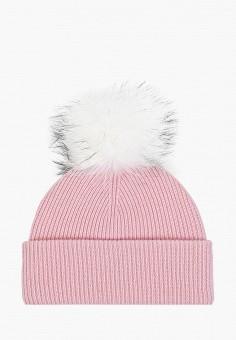 Шапка, Flioraj, цвет: розовый. Артикул: FL976CGGGIH9. Девочкам / Аксессуары