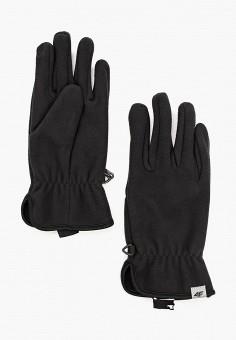Перчатки, 4F, цвет: черный. Артикул: FO027DUHSGH5. Аксессуары / Перчатки и варежки