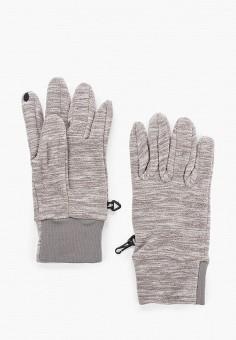 Перчатки, 4F, цвет: серый. Артикул: FO027DUHSGI3. Аксессуары / Перчатки и варежки