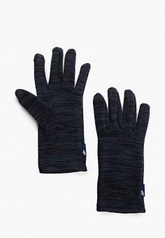 Перчатки, 4F, цвет: синий. Артикул: FO027DUHSGI7. Аксессуары / Перчатки и варежки