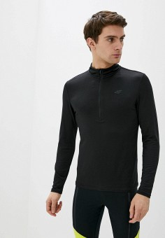 Термобелье верх, 4F, цвет: черный. Артикул: FO027EMHSHZ8. Одежда / Термобелье
