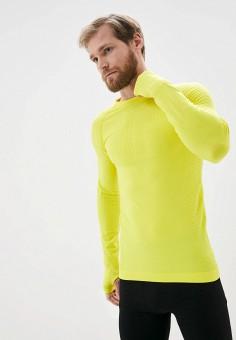 Термобелье верх, 4F, цвет: желтый. Артикул: FO027EMHSIA1. Одежда / Термобелье