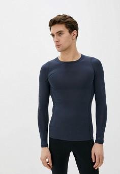 Термобелье верх, 4F, цвет: синий. Артикул: FO027EMHYLW3. Одежда / Термобелье