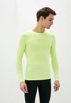 Термобелье верх, 4F, цвет: зеленый. Артикул: FO027EMHYLW4. Одежда / Термобелье