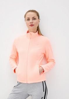 Олимпийка, 4F, цвет: коралловый. Артикул: FO027EWJEYP5. Одежда / Толстовки и свитшоты