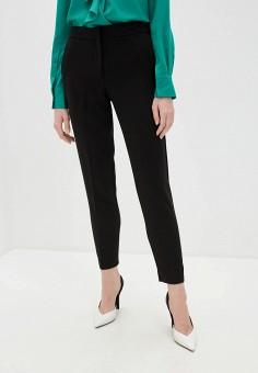 Брюки, French Connection, цвет: черный. Артикул: FR003EWHSUR2. Одежда / Брюки / Классические брюки