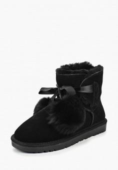 Полусапоги, Fri & Daytime, цвет: черный. Артикул: FR030AWDIZE1. Обувь / Сапоги