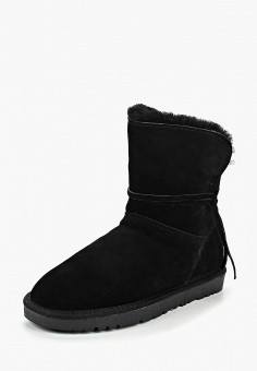 Полусапоги, Fri & Daytime, цвет: черный. Артикул: FR030AWDIZF9. Обувь / Сапоги