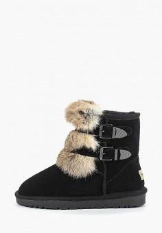 Полусапоги, Fri & Daytime, цвет: черный. Артикул: FR030AWDZPC1. Обувь / Сапоги