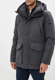 Пуховик, Freedomday, цвет: серый. Артикул: FR042EMGQKE3. Одежда / Верхняя одежда / Пуховики и зимние куртки