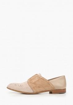 Ботинки, Fratelli Rossetti, цвет: бежевый. Артикул: FR951AWILMI3. Обувь / Ботинки / Низкие ботинки