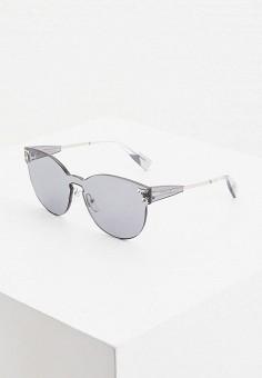 Очки солнцезащитные, Furla, цвет: серый. Артикул: FU003DWIUIJ9.