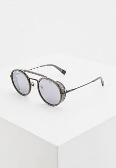 Очки солнцезащитные, Furla, цвет: серый. Артикул: FU003DWJWSJ4.