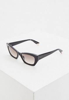 Очки солнцезащитные, Furla, цвет: черный. Артикул: FU003DWJWSJ8.